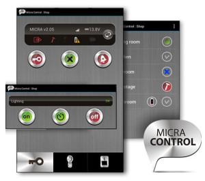 Micra Control